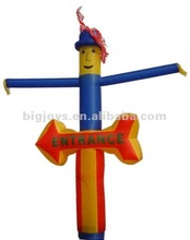 2012 selling well inflatable air dancer,inflatable advertising toys