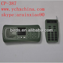 CP-387 ,hunting goose ,mp3 player for hunting bird,trap for foxes