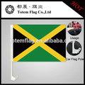 jamaica bandera del coche