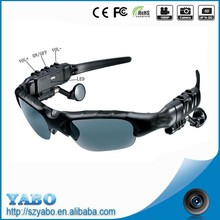 china factory bluetooth sunglasses with mp3 player wireless bluetooth headset sunglasses