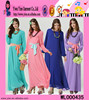 Latest Design Muslim Women Long Dress Maxi Muslim Women Long Dress