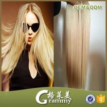 sew in blonde human hair bangs hair extensions