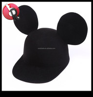pink cute big large long mickey hat mouse ears hat