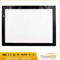 Slim Dimmable Tattoo Animation LED Writing Drawing Tracing board or X-ray View Light Box