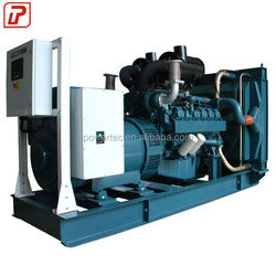 OEM diesel generator usa brand engine with Faraday alternator