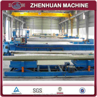 Automatic FRP GRP tank filament winding machine
