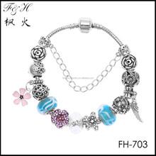 charm bracelet wholesale, fahion European style bracelet