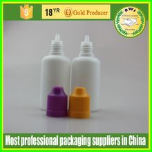 15ml Plastic PET Clear eye dropper Bottles with childproof Cap for eliquid Nicotine, smoking oil, dropper bottles 15ml