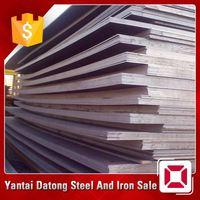 Hot Rolled Din Standard Steel Plate