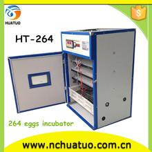 house hold 264 eggs egg incubator and hatchery with high quality