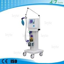 iso and ce approved top quality china manufacturer mobile ventilator medical