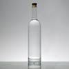 Spirits Glass Packaging Factory Sell Super Flint Vodka Bottle