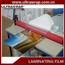 Ultrawrap 0.914,1.07,1.27,1.37,1.52*50m pvc cold laminate film