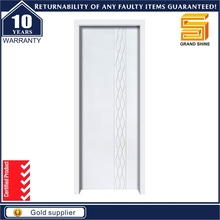 Portes pliantes intérieur blanc conception de porte en bois