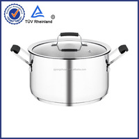 304/202 steel induction thai cooking tools