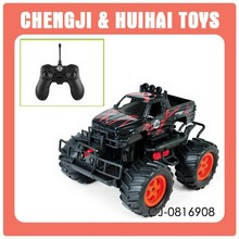 Hot sales 1:16 scale 4CH plastic electric off road rc cars model toy jeep