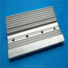 Made in China supplier die cast custom aluminum motorcycle radiator