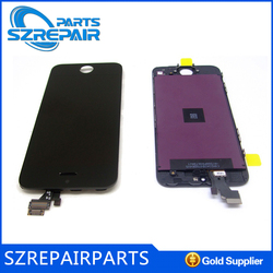 replacement parts for iphone 5 back cover housing,for iphone 5 housing
