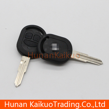 Good quality auto remote straight key with 3 button master key for Buick Excelle, 315 MHz with 48 chip, made in China
