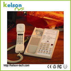 Wholesale Christmas best gift Hotel Telephone fax machine table wireless gsm phone