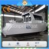 Qingdao 25FT Whole Seal Welded Aluminum Cabin Boats