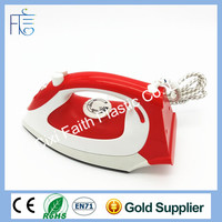 Wholesale Home appliance garment steamer 12v dc electric iron for exporting