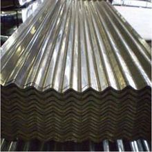 ASTM JIS EN AS G550 Aluzinc acero corrugado chapa de techo metalico/Steel Corrugated cheap Matel roofing sheet