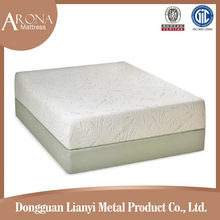 Good quality memory foam mattress product roll pack euro top mattress