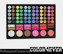 78 color eyeshadow&blusher palette with best cosmetics brand on sale make up cosmetics