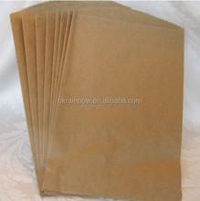 Chicken/Hamburger/Standard Print/Hot Roll/Long Bread Bags - Foil Lined - Flat Bags - Misc Paper Bags
