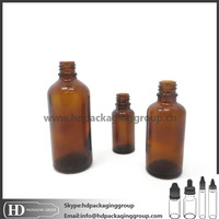 Cuspidal pipette 10ml 30ml amber glass bottle for liquid/essential oil,amber glass bottle with dropper