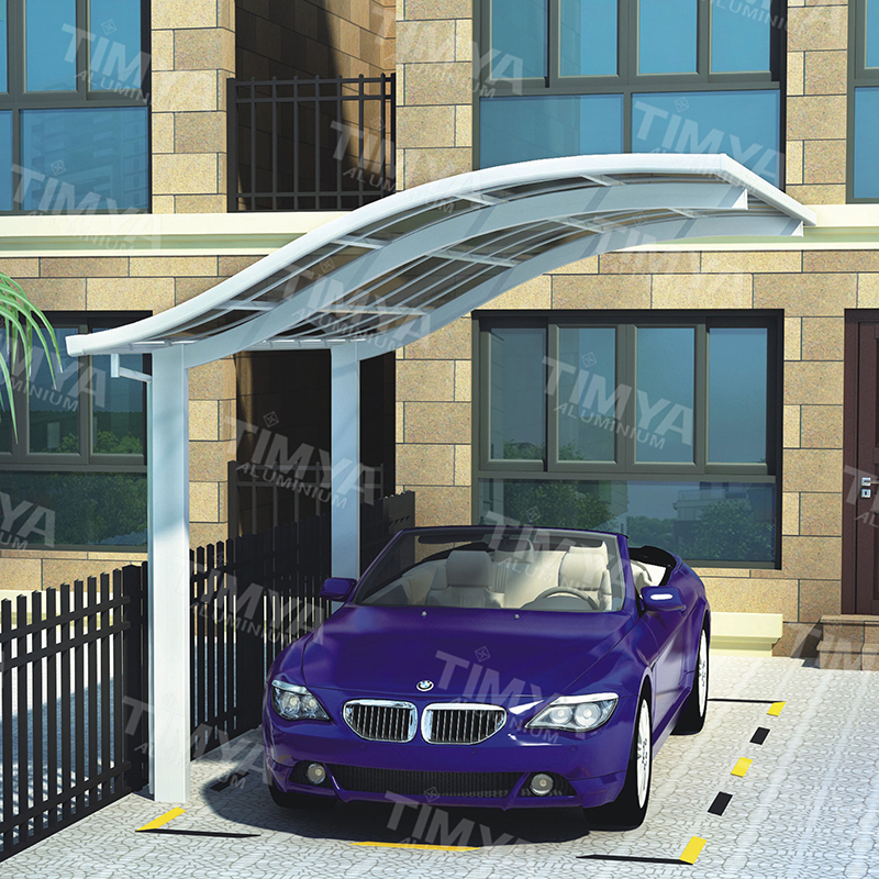 Cheap China Roofing Materials Garage Carport Kits