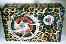 Slim box 89 SPL car subwoofer amplifier