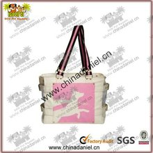 2012 Cartoon fashion printing design dog bag