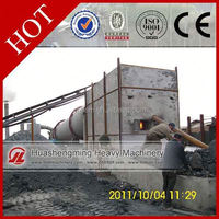 Rotary Drum Dryer Machine dry process of cement manufacturing