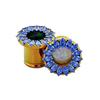 WOW 2015 Hot sale firm beautiful stainless Body Jewelry Ear Plugs Piercing Steel Fashionable Body piercing Jewelry