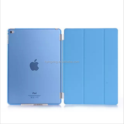 For ipad smart cover, ultra slim flip case for ipad air 2