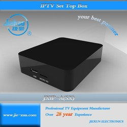 Amlogic S805 CPU Quad Core IPTV Android TV Box