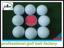 2015 Best Selling three piece tournment golf ball(hardness golf ball)