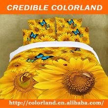 Sunflower Wholesale 3D bedding set