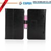 Back PU leather stand case cover for LG G Pad 8.3 case with stylus holder