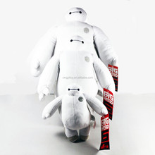 "Big Hero 6 Baymax Stuffed Soft Crystal Cotton Material High Quality Baby Toys 12"" Plush Toy Doll"