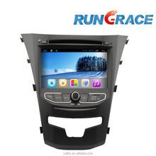 ssangyong korando android car gps navigation system