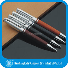 great Christmas gift set ball pen with leather