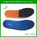 Anti- deslizamiento transpirable resistente plantillas pies plantilla deportes