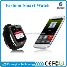 Bluetooth smart watch phone android dual sim S29 Support Phones Sync 1.3MP Camera SIM TF Pedometer Anti-lost