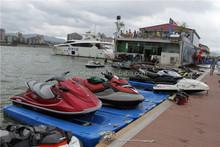 Jet ski watercraft boat dock