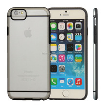 Cell phone hard crystal clear case for iphone 6 plus cover for iphone 6