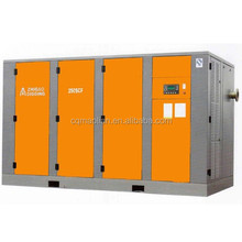 250KW industrial stationary electric rotary screw type air compressor supplier