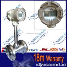 Totalizador de flujo, vapor medidor de flujo de aire